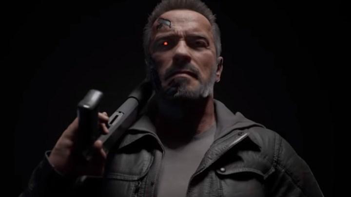 Terminator T-800 se une al plantel de luchadores de Mortal Kombat 11