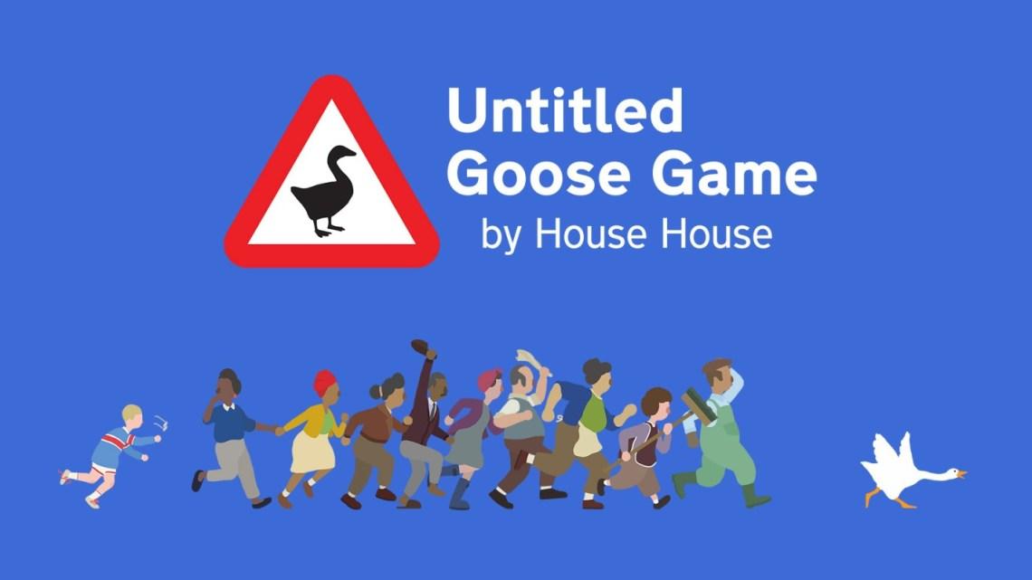 Conviértete en un ganso con Untitled Goose Games, ya disponible en PS4