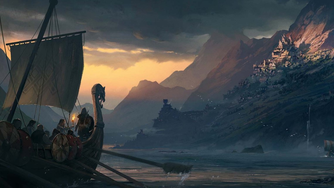 ¿Filtrada la primera imagen in-game de Assassin's Creed Ragnarok?