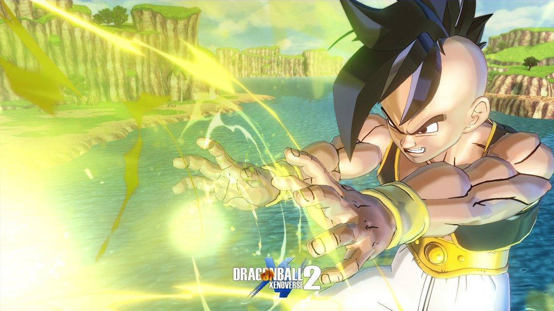 Super Uub muestra sus primeras imágenes oficiales en Dragon Ball Xenoverse 2