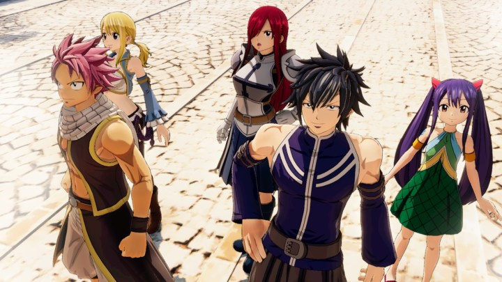 Descubre los intensos combates de Fairy Tail en su último gameplay
