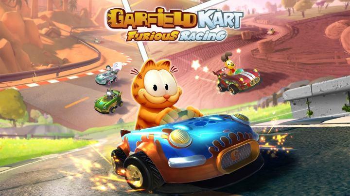 Garfield Kart: Furious Racing ya a la venta en formato físico y digital para PS4, Xbox One y Switch