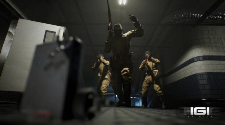 IGI: Origins, nuevo shooter en primera persona, anunciado para PS4
