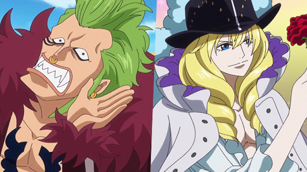 Bartolomeo y Cavendish serán personajes jugables en One Piece: Pirate Warriors 4