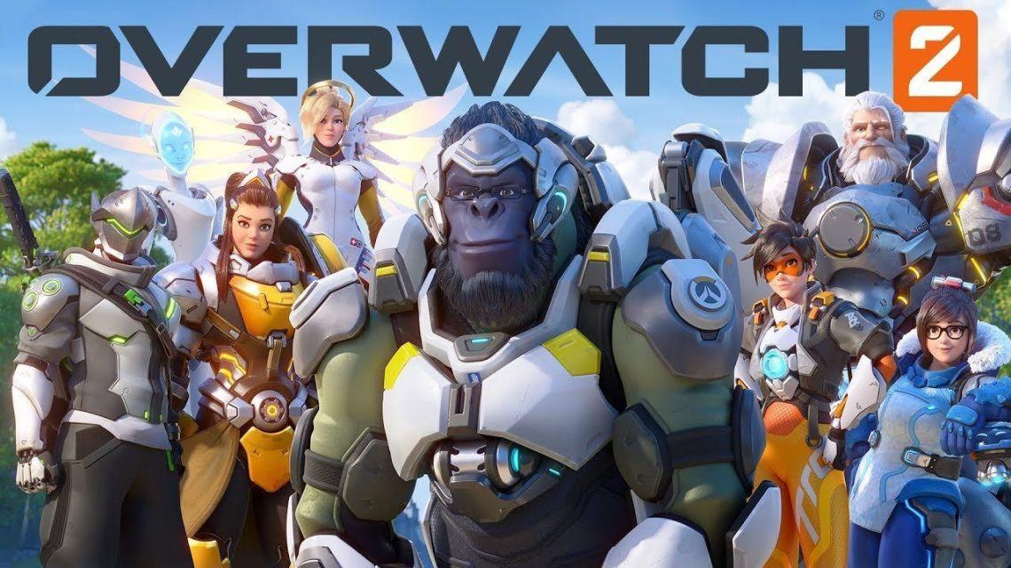 Overwatch 2 muestra su PvP en un gameplay inédito