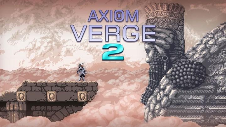 Axiom Verge 2 se lanzará en otras plataformas además de Nintendo Switch