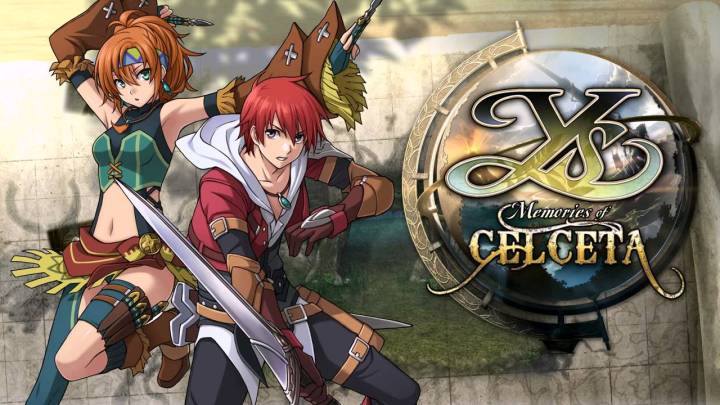 Marvelous anuncia Ys: Memories of Celceta Remastered para PlayStation 4 en primavera de 2020