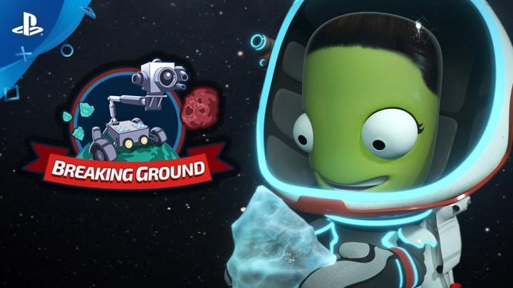 Breaking Ground, nueva expansión de Kerbal Space Program, muestra su tráiler de apertura