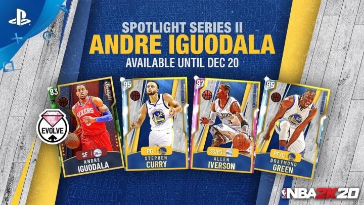NBA 2K20 | Andre Iguoadala llega a las Series Bajo los Focos