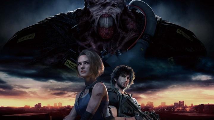 Resident Evil 3 muestra su potencial gráfico en una extraordinaria galería de imágenes