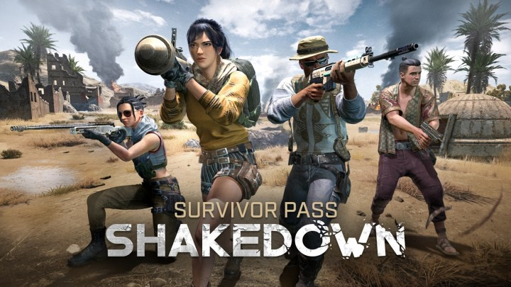 'Shakedown, Temporada 6 de PlayerUnknown's Battlegrounds, ya disponible en PS4