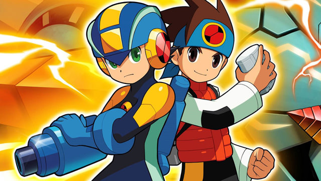 Capcom no descarta el regreso de la serie Mega Man: Battle Network