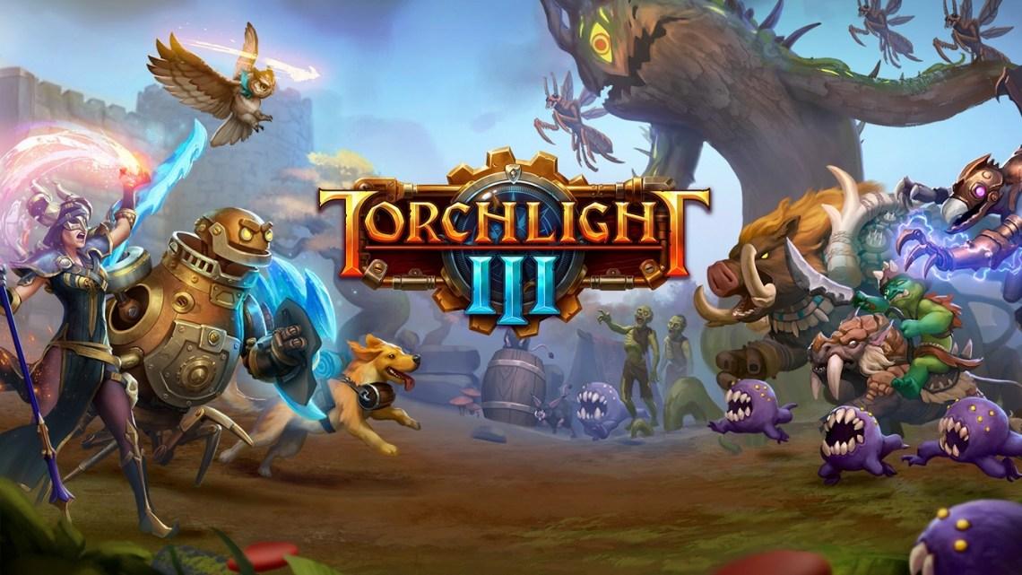 Torchlight III fija su lanzamiento en PS4, Xbox One y PC