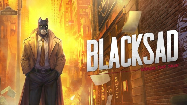 Region TV | Toma de contacto de Blacksad