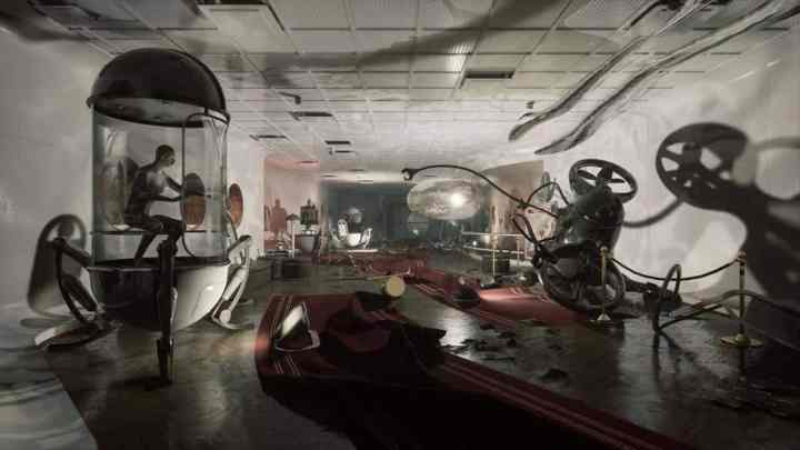 Atomic Heart suma versión de Playstation 5 y Xbox Series X, nuevo gameplay
