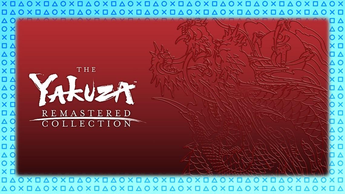 Avance | The Yakuza Collection