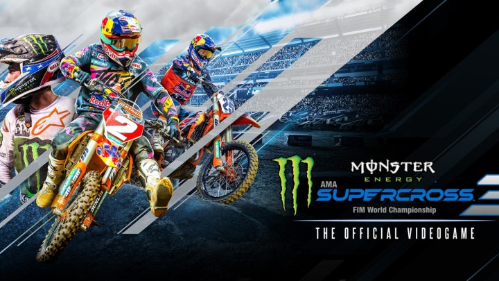 Monster Energy Supercross – The Official Videogame 3 ya a la venta para PS4, Switch, Stadia, Xbox One y PC