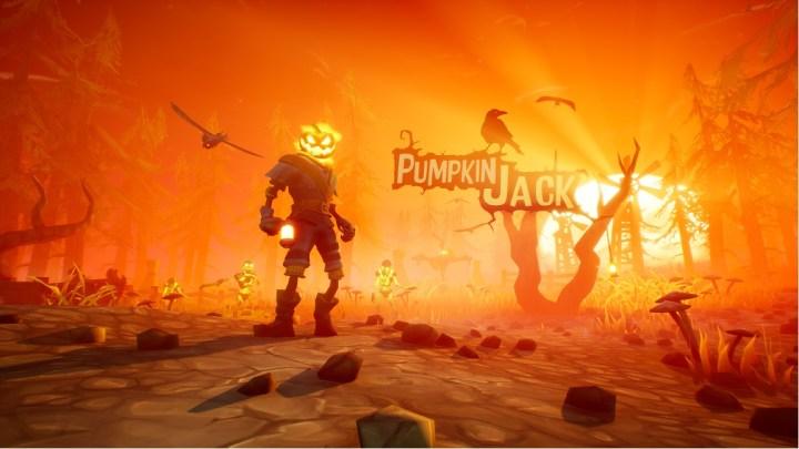 Pumpkin Jack, aventura de plataformas 3D, recibe una demo en PC.
