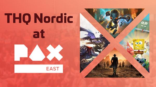 THQ Nordic revela los títulos que llevará al PAX East 2020
