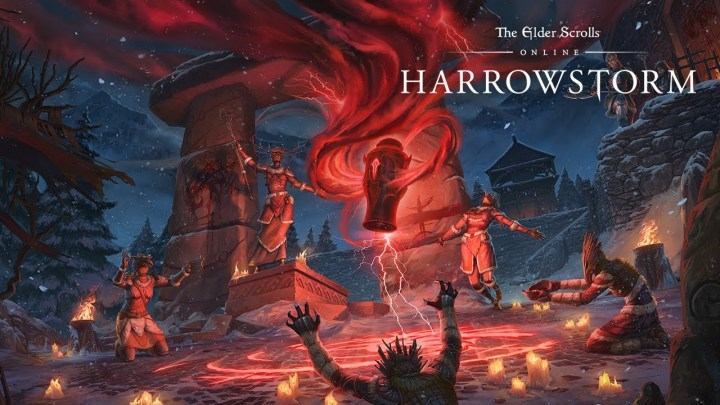 The Elder Scrolls Online: Harrowstorm celebra su llegada a PC con un nuevo tráiler