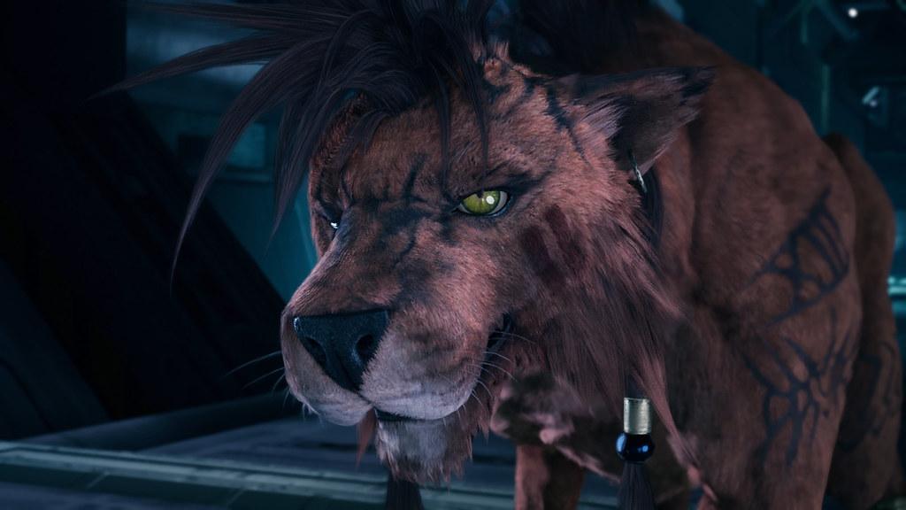 Red XIII se convierte en un personaje jugable de Final Fantasy VII Remake