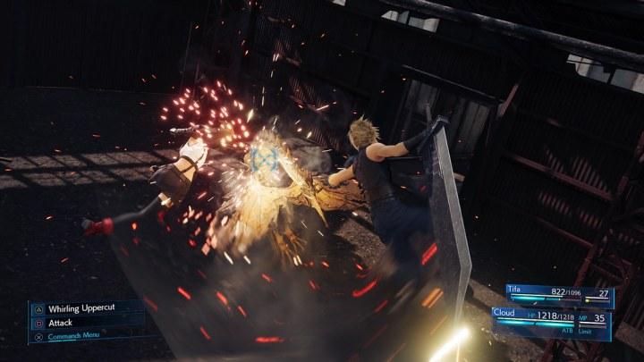 """Square Enix mantiene """"por el momento"""" la fecha de lanzamiento del remake Final Fantasy VII"""