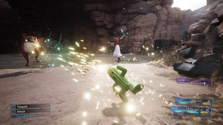 Final Fantasy VII Remake presenta sus invocaciones en un nuevo gameplay