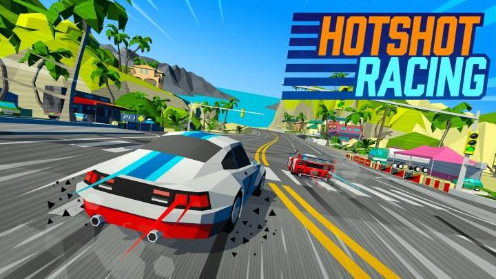 Hotshot Racing, juego de carreras estilo retro, llegará esta primavera a PS4, Xbox One, Switch y PC