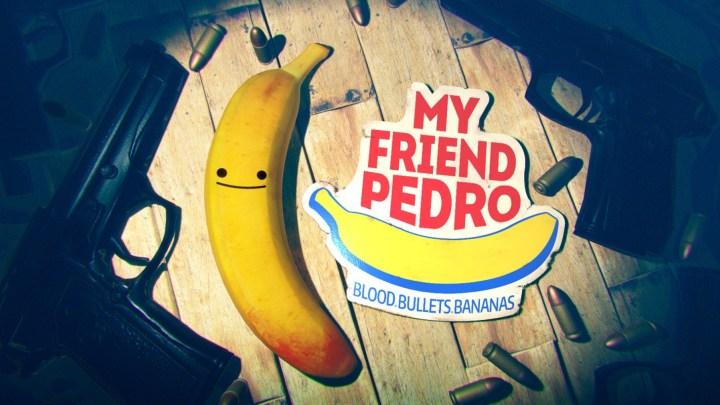Aparece listado el lanzamiento de My Friend Pedro para PlayStation 4