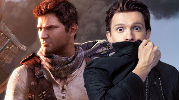 Tom Holland afirma que el rodaje de Uncharted comenzará en 'unas cuatro semanas'