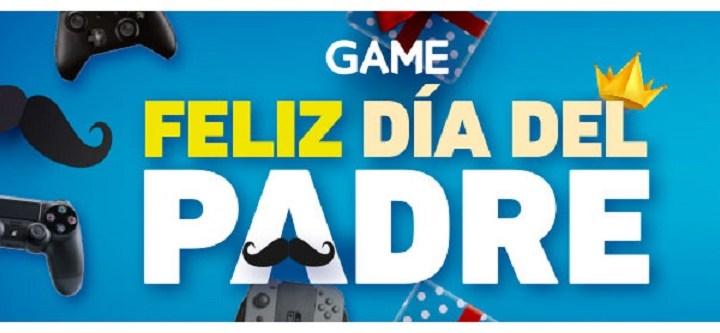 GAME anuncia su campaña especial de ofertas por el Dia del Padre