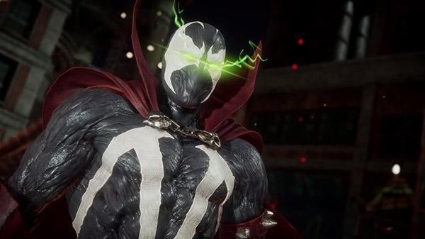Spawn se incorpora al plantel de personajes de Mortal Kombat 11