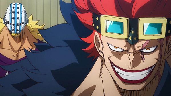 Eustass Kid será jugable en One Piece: Pirate Warriors 4