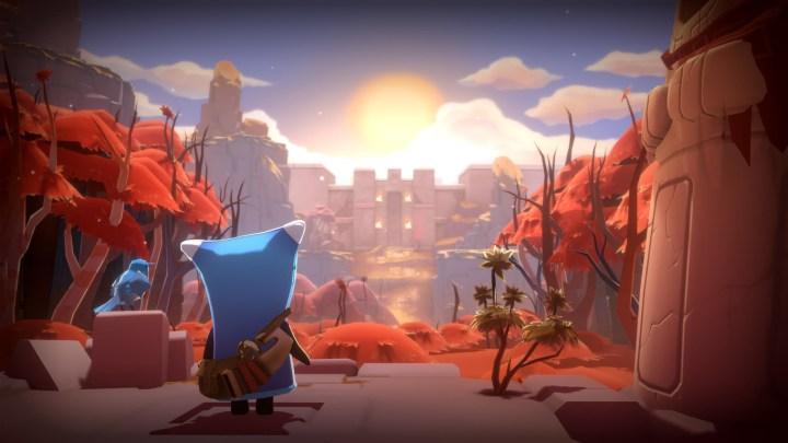 The Last Campfire, la nueva aventura de los responsables de No Man's Sky para PS4, se luce en un increíble gameplay