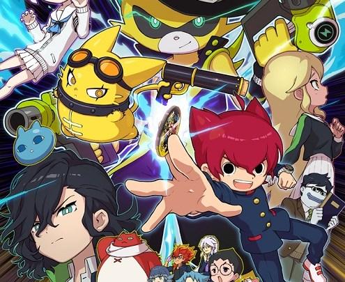 Level-5 anuncia Yo-Kai Gakuen Y para PS4 y Switch. Llega este verano a Japón