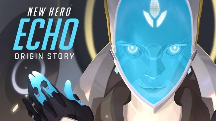 Echo, el nuevo personaje de Overwatch, muestra sus habilidades en un nuevo gameplay