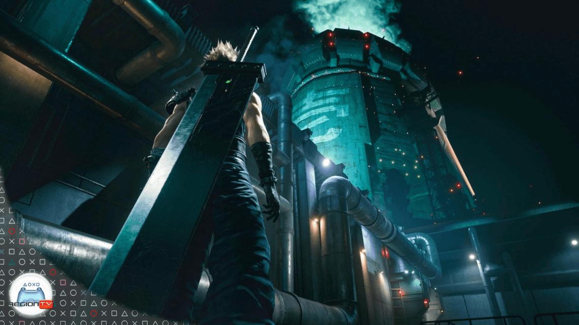 RegionTV   Toma de contacto: Final Fantasy VII Remake Demo
