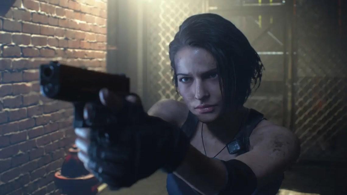 El remake de Resident Evil 3 reicbirá un parche el día de su lanzamiento