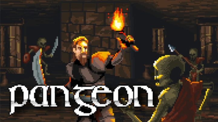 Pangeon, roguelike de exploración de mazmorras, se estrena en PC y llega este año a PS4, Xbox One y Switch