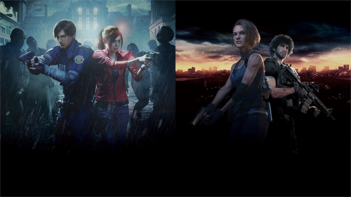 Capcom lanza 'Racoon City Edition', pack digital que incluye Resident Evil 2 y Resident Evil 3