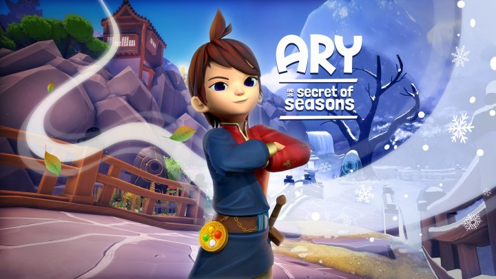 La esperada aventura 'Ary and the Secret of Seasons' confirma su lanzamiento para el 28 de julio | Nuevo gameplay