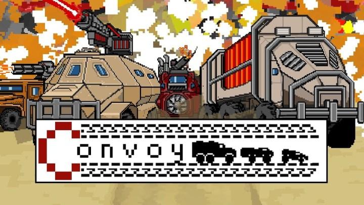 Convoy: A Tactical Roguelike ya disponible para PlayStation 4