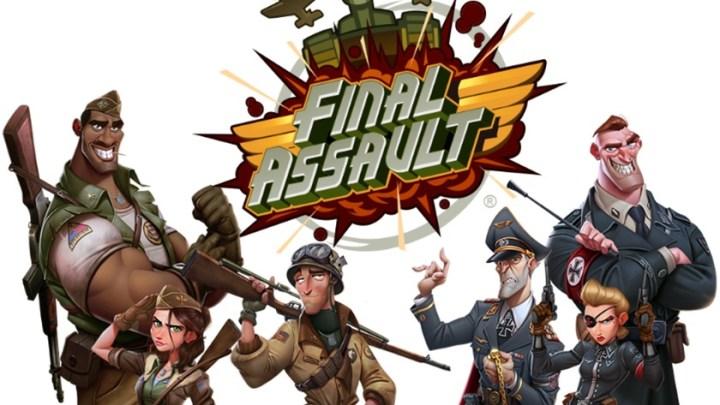 Final Assault ya disponible en PlayStation VR