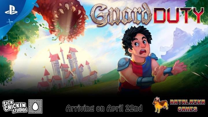 Guard Duty confirma su lanzamiento en PS4 y PS Vita