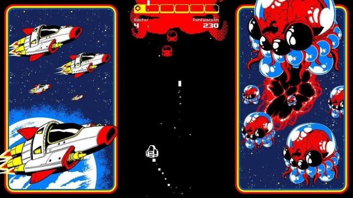 Switch 'N' Shoot el 'matamarcianos' de Matt Glanville llegará este verano a PlayStation 4