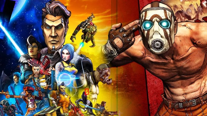 2K lanza en formato digital la 'Colección Legendaria' de Borderlands