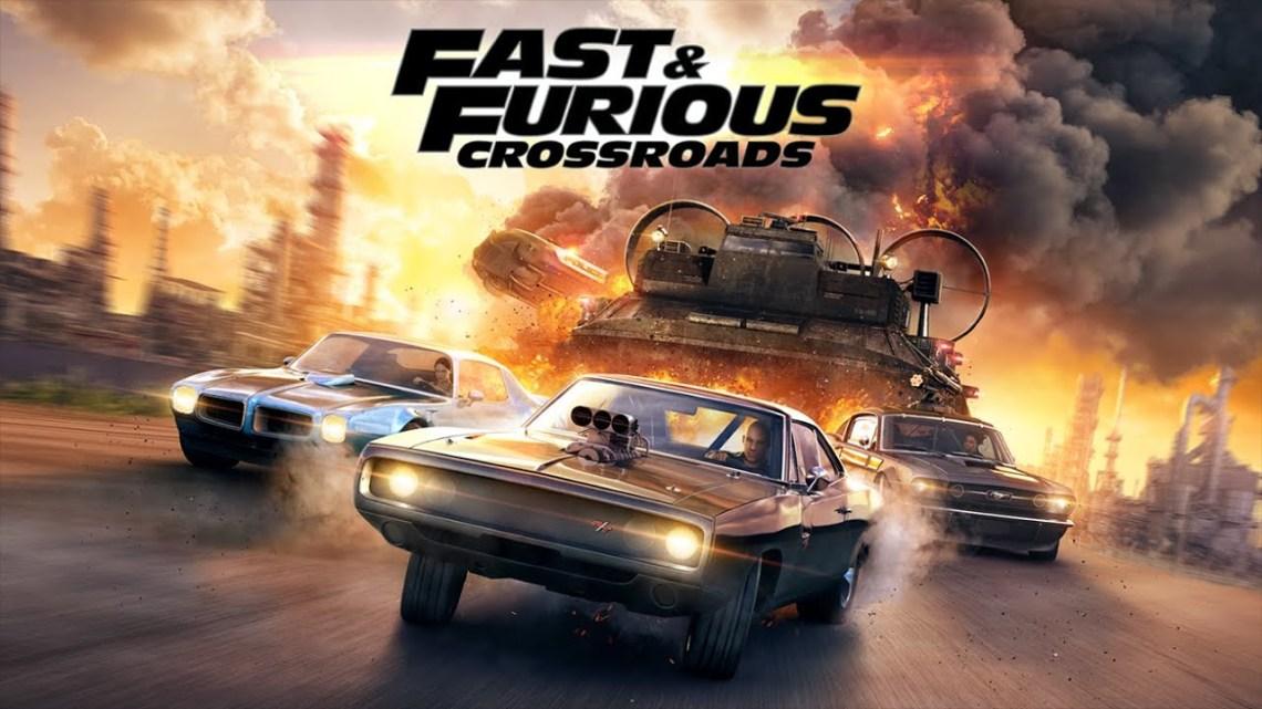 Fast & Furious Crossroads muestra su jugabilidad en un intenso gameplay