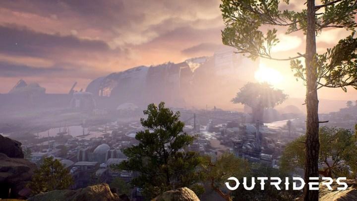 Nuevas secuencias in-game de Outriders, ahora con comentarios