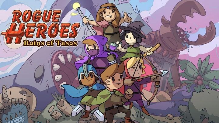 Rogue Heroes: Ruins of Tasos, rol y acción cooperativo, estrena tráiler y suma versión de Switch