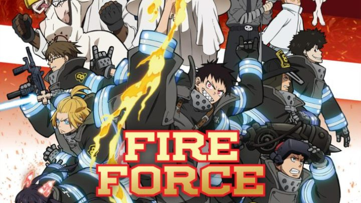 Fire Force estrena trailer de su segunda temporada
